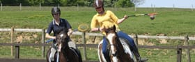Riding School and Riding Lessons at Talygarn Equestrian Centre